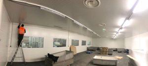 installation climatisation industriel