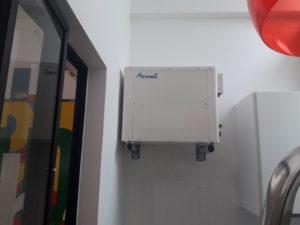 installation climatisation a eau