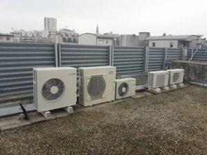 installatreur climatisation 93