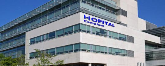 Installation Clim hôpital